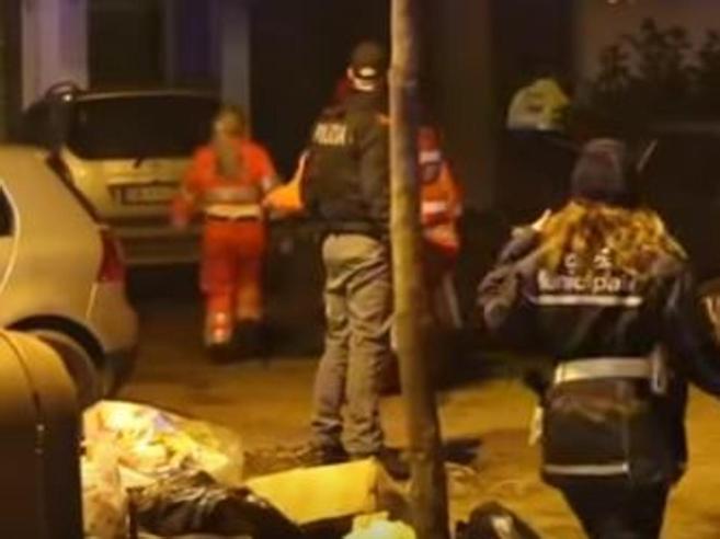 Reggio Emilia, incendio in  un palazzo: 2 morti, grave una bimba di tre anni