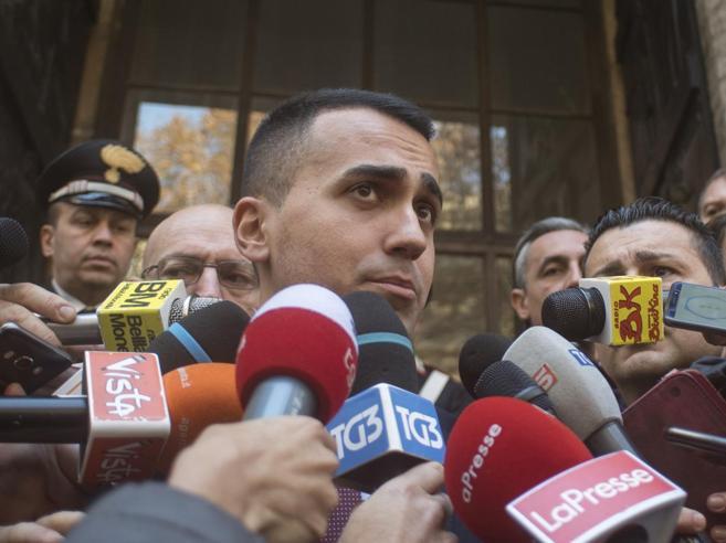 Manovra, Di Maio: «Boccia e imprese da Salvini? I fatti si f