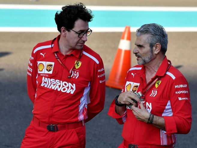 Sistemare l'asse Arrivabene-Binottoe costruire una Ferrari Mondiale