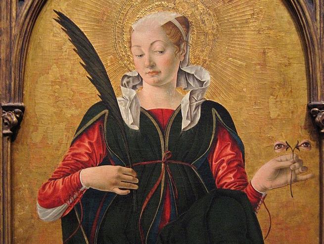 Chi era santa Lucia e perché si festeggia il 13 dicembre?