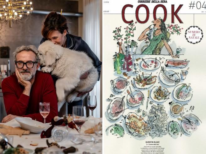 Cook, le 50 storie di cibo nel numero di Natale
