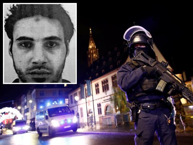 Risultati immagini per attentato strasburgo