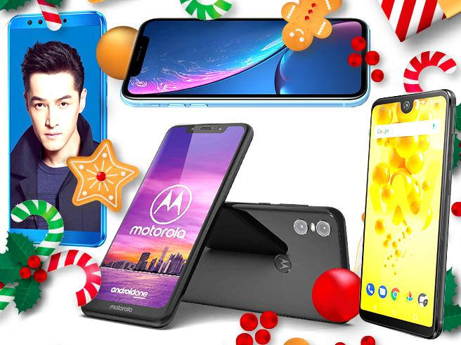 Regali di Natale 2018, gli smartphone migliori da regalare (da 50 a 1.300 euro)
