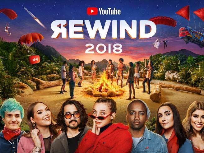 Il meglio di YouTube del 2018 è il peggior video di sempre su YouTube