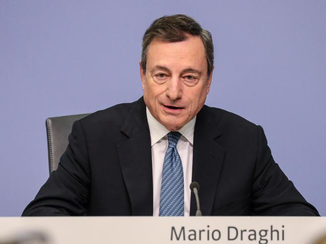 inizia  così l'ultimo anno di Draghi in  Bce