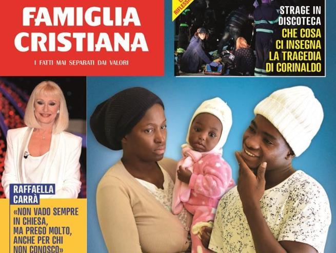 Salvini: Famiglia Cristiana? Ultra-sinistra. Replica: «Legga il  decreto»
