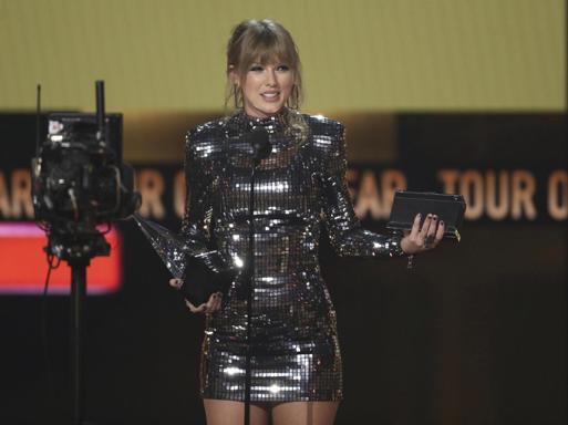 Taylor Swift, riconoscimento facciale ai concerti per individuare gli stalker