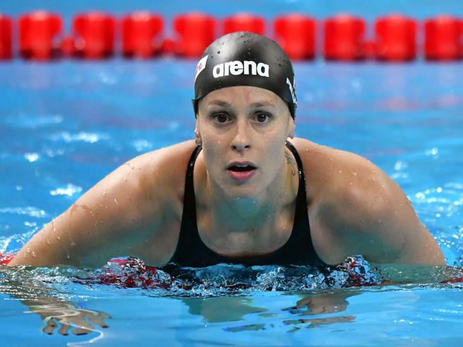 «Se volete, nuoto con un bersaglio...»