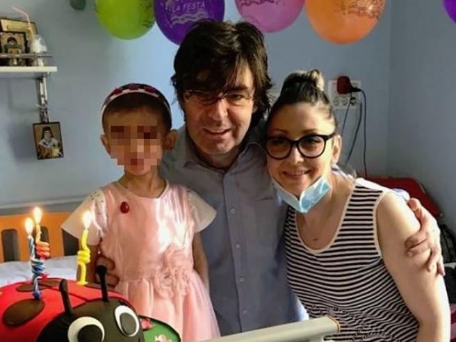 Elisa, 4 anni, malata di leucemia.  L'appello del papà (che ha perso il lavoro): «Aiutateci»