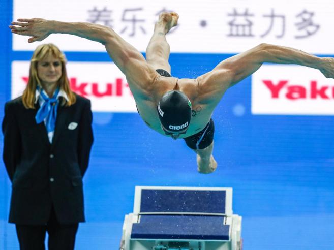 Nuoto, Mondiali vasca corta: stop Quadarella, bene in batteria le staffette e Musso