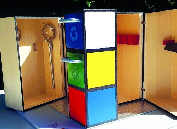 Irene, regina dei giovani designere il «Sea Life» nato dal Cubo di Rubik a4c7bd039b