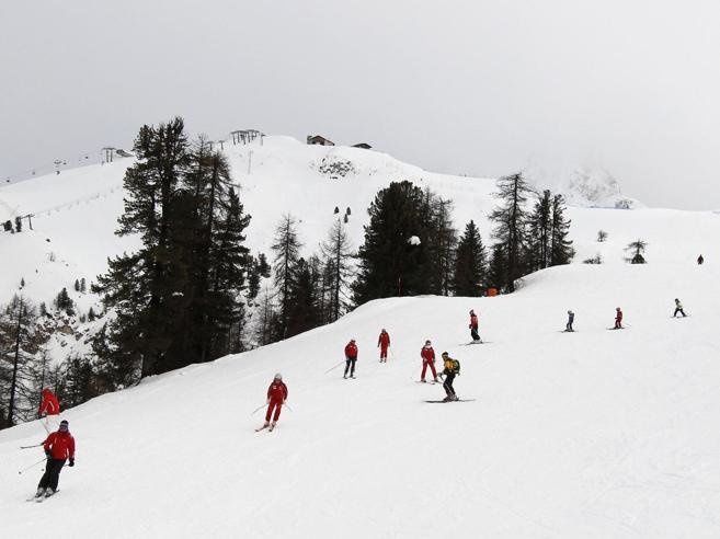 Allerta gelo in tutta Italia. Neve al nord,  temperature in