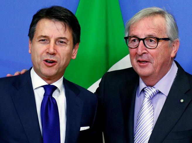 Manovra, il Mef: «C'è accordo Italia-Ue»Ma Palazzo Chigi frena: «Prudenza»