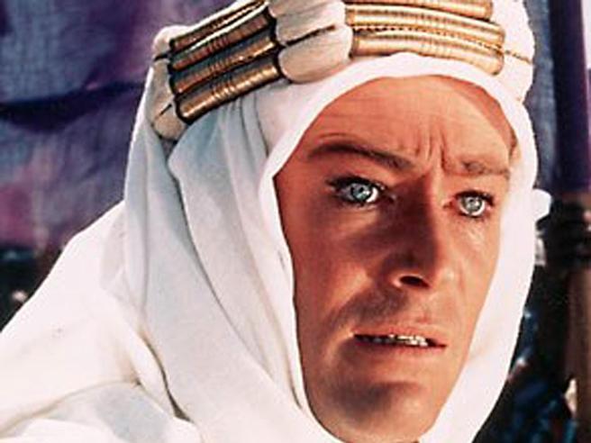 Peter O'Toole, il Lawrence d'Arabia che non vinse mai un vero Oscar