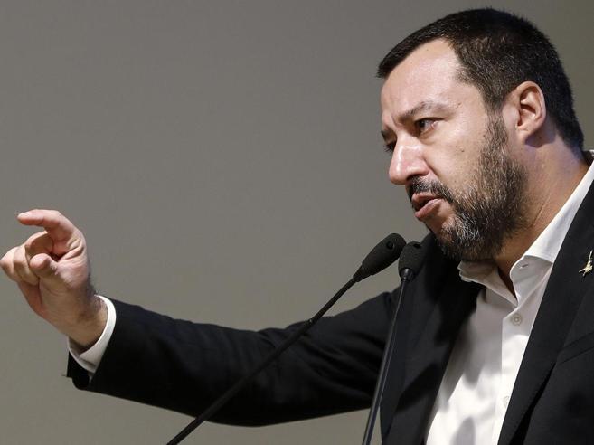 Salvini e la mafia: «Verrà cancellata tra qualche mese o anno»