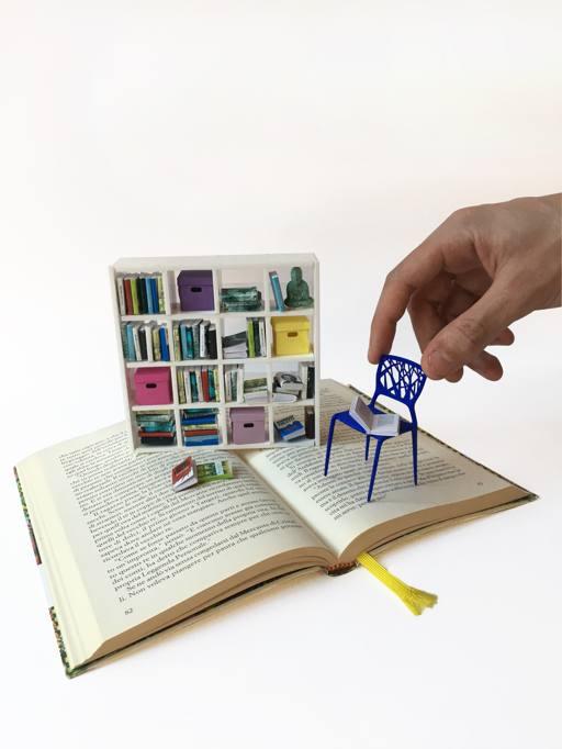 Libreria La Moderna Rimini.Dalla Libreria Al Drone Oggetti Funzionali In Versione