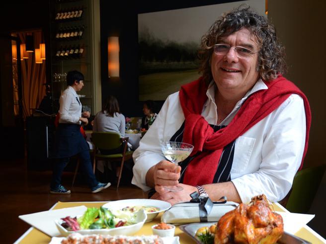 Fulvio Pierangelini: «La cucina di oggi? Arrogante. E i talent in tv sono immorali»