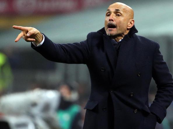 Spalletti pronto a Inter-Napoli, big match del 26 dicembre (Ansa)