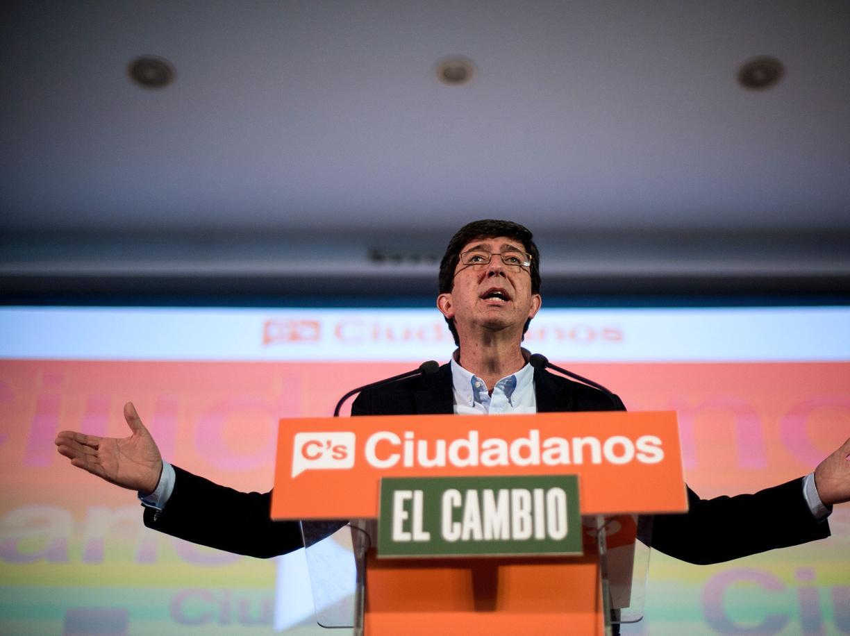 La danza andalusa  del «cittadino» Marín