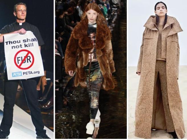 La profezia dell ecopelle  l alta moda farà a meno di ogni prodotto ... 8dc752990dc