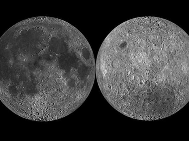 Risultati immagini per il lato oscuro della luna