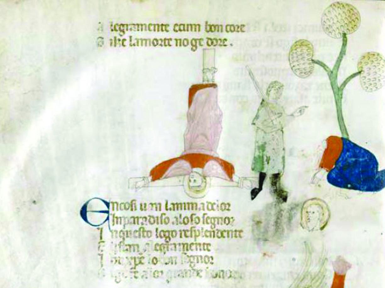 cfd9ef5b3 L Inferno prima di Dante in un «Sermone» del Duecento - Corriere.it