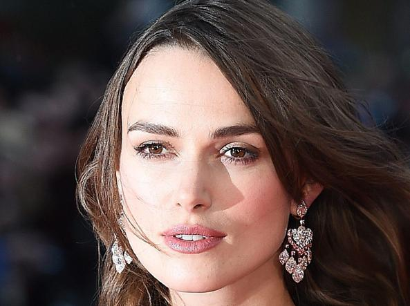 Keira Knightley alla prima di «The imitation game» nel 2016 (Epa)