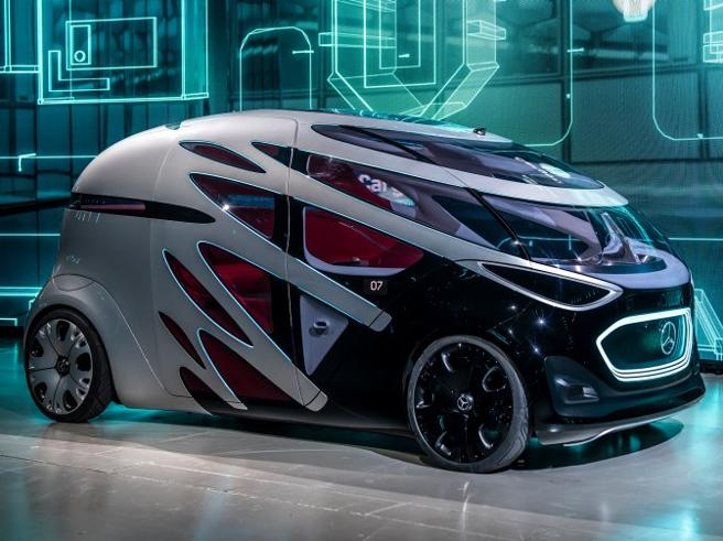 Il Ces 2019 di Audi, Bmw, Mercedes, Nissan Ecco come saranno le auto del futuro