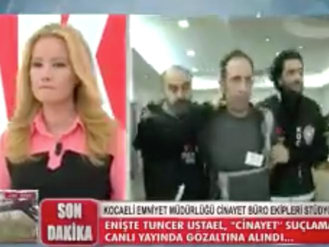 Turchia, raccontano omicidi e stupri in tv: famiglia arrestata in diretta tra gli applausi  Video
