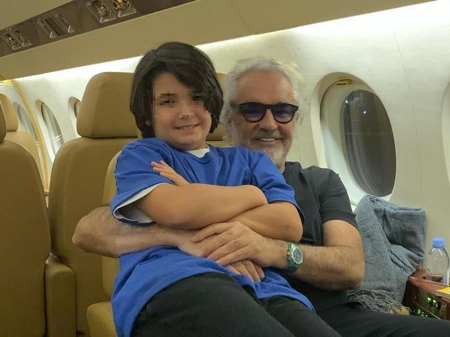 "Briatore: ""I would prefer work to university for my son"""