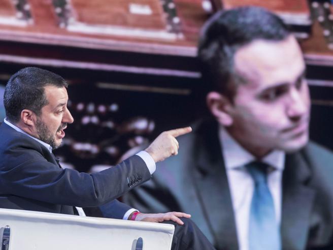 Salvini e Di Maio, i litigi non faranno cadere il governo