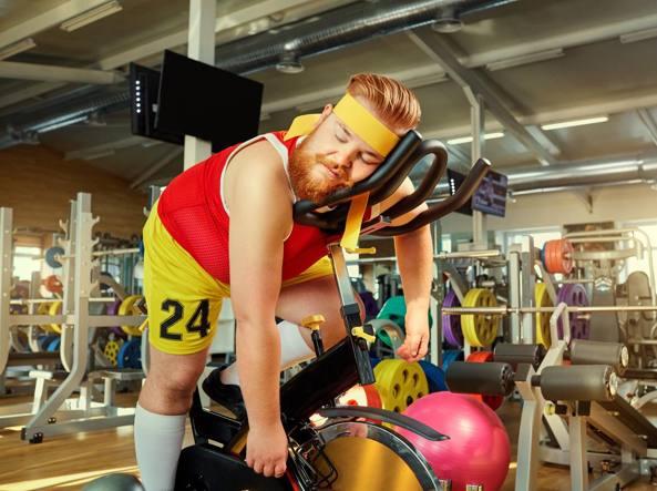 Diete Per Perdere Peso Uomo : Dieta perché l esercizio fisico non vi farà dimagrire corriere