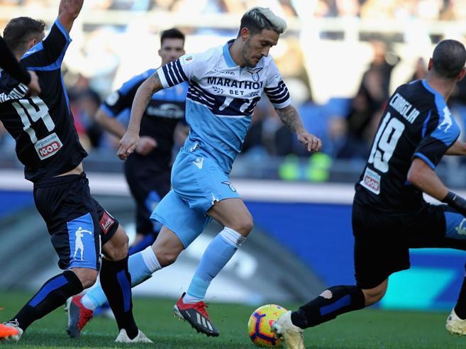 Coppa Italia, Lazio-Novara 4-1Immobile & co. passano ai quarti