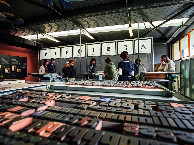 abile design design di qualità prezzo folle Tipoteca, dentro la fabbrica dei libri - Corriere.it