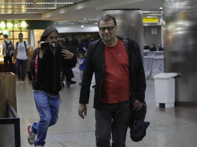 Arrestato Cesare Battisti in Bolivia