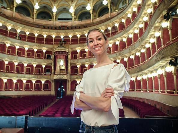 Vita di un'étoile al cinema: Eleonora Abbagnato «come Billy Elliot»