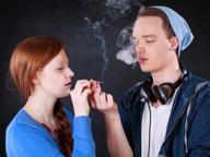 Bastano pochi spinelli per alterare il cervello nei giovani?