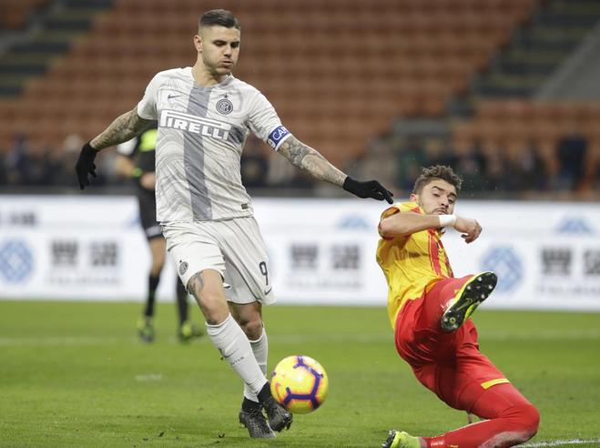 Il Milan spera che Higuain resti Inter-Icardi, settimana decisiva