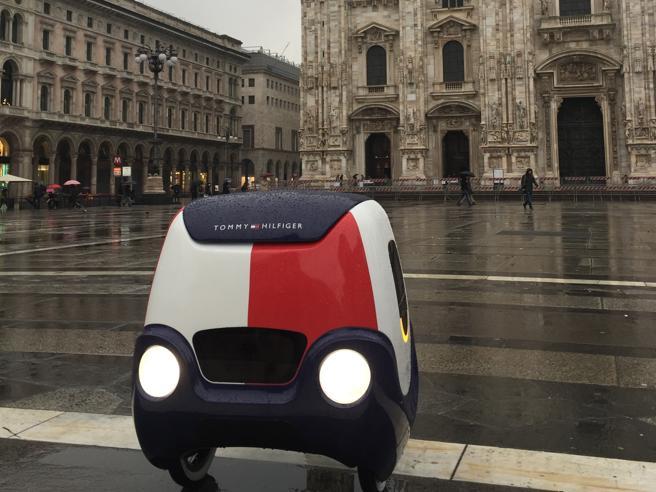 Il robottino che consegna i pacchi e le altre idee italiane geniali al CES di Las Vegas