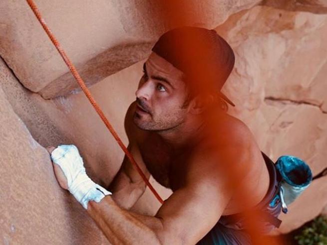 Zac Efron ha la passione per gli sport estremi: come si tiene in forma