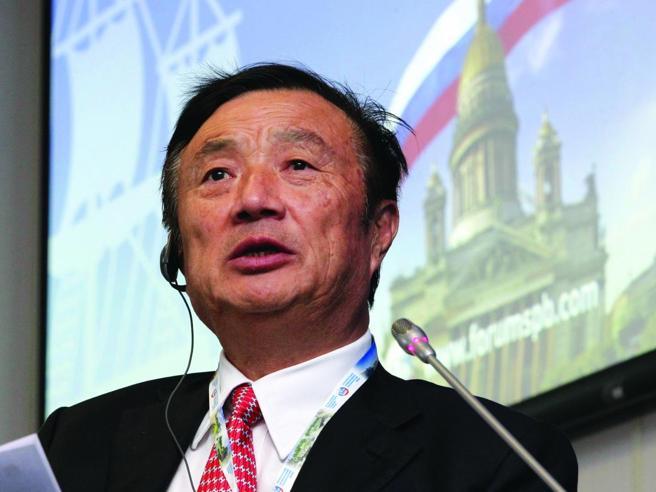 Huawei, il fondatore rompe il silenzio: «Amo la Cina, ma non faccio spionaggio»