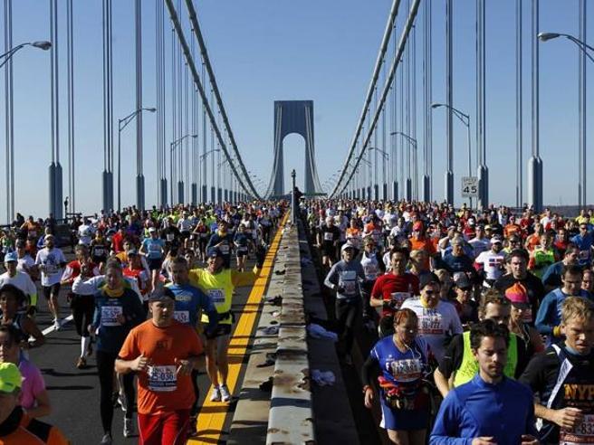 Pronti, partenza, via: come fare il giro del mondo in nove maratone