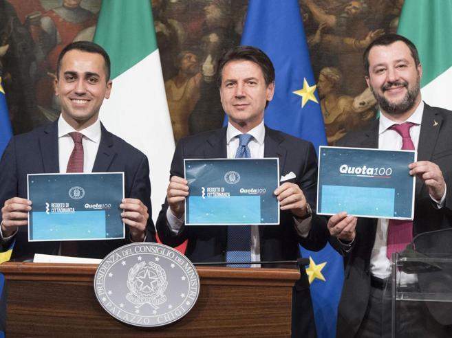 Il bivio di Salvini e Di MaioA maggio scade il contratto di
