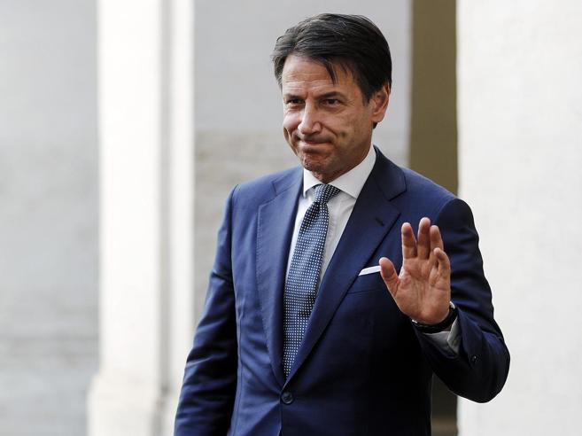 Conte: manovra bis da escludere, per oraGelo  Bankitalia do