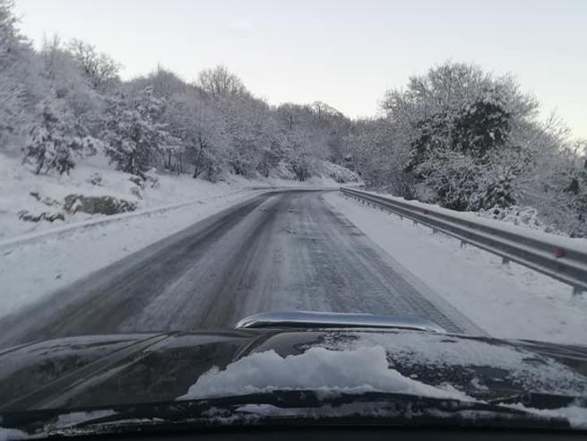Meteo, neve e pioggia da mercoledì: vento artico sull'Italia Le previsioni