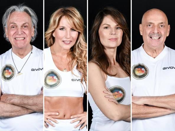 c50b6a2a49 L'Isola dei Famosi 2019, nel cast: Fogli, Brosio e Marina La Rosa ...