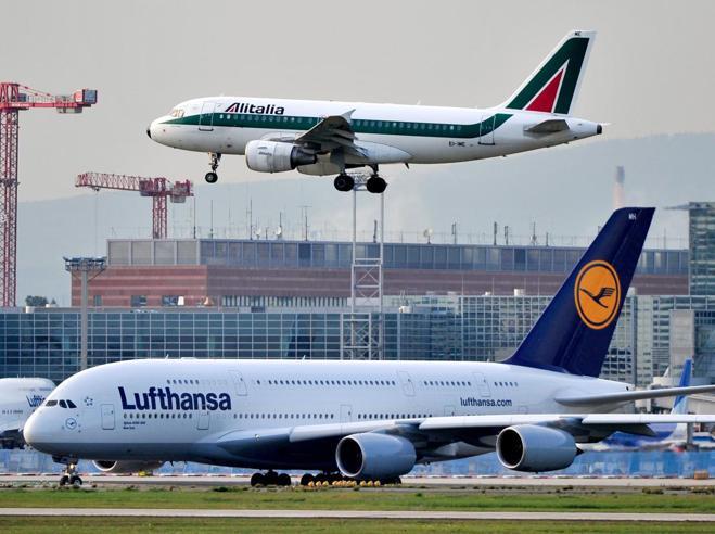 Alitalia, frizioni tra Roma e Lufthansa I tedeschi frenano
