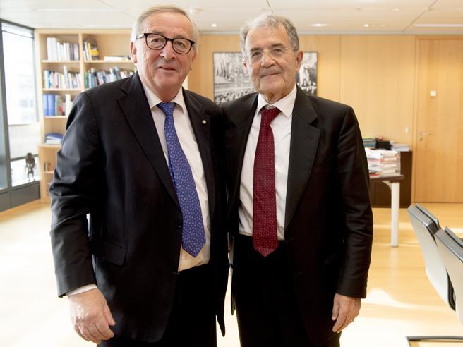 L'affondo di Prodi: «Alla sinistra italiana mancano idee e leader»