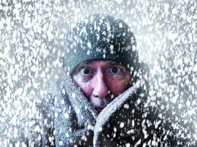 I 10 consigli per sopravvivere al freddo