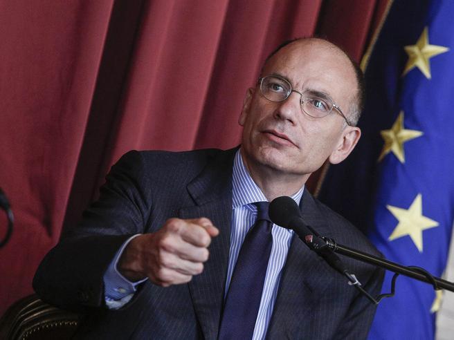 Letta: «Servono nuovi partiti per un'Italia europeista»|Prodi: Pd, mancano leader e idee